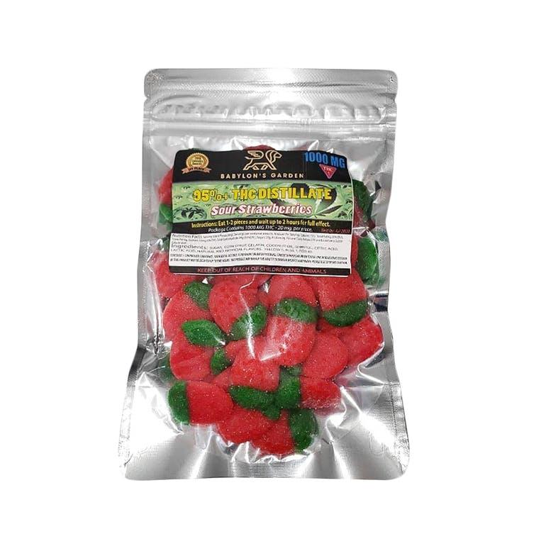 Sour Strawberries