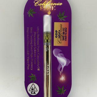 Granddaddy Purple 89.7% THC